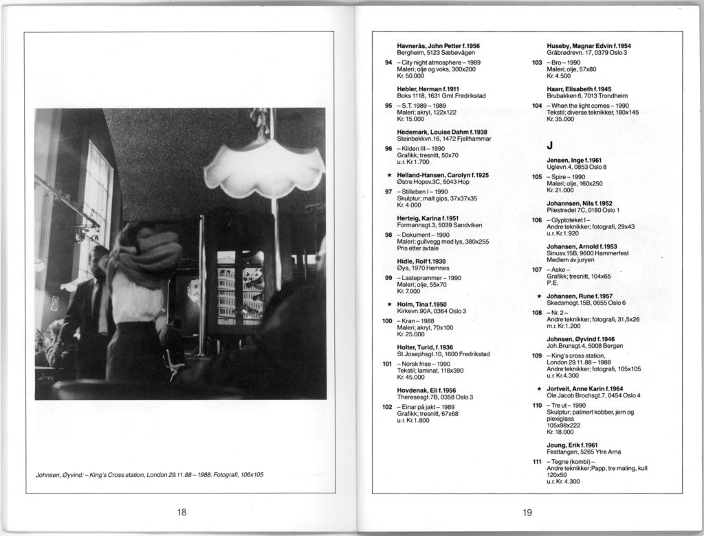 000ny 1990-exhibition-catalogue-Høstutstillingen-1024x781