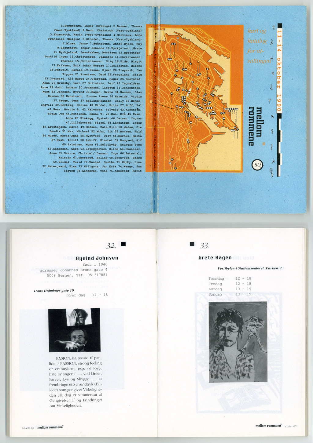 000ny 1990-exhibition-catalogue-Mellom-rommene-1