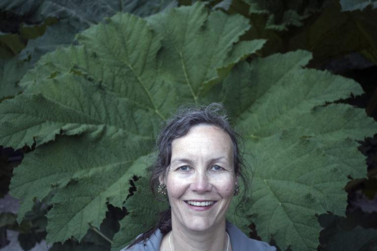 2012  artist portrait of my wife Birgit Eide