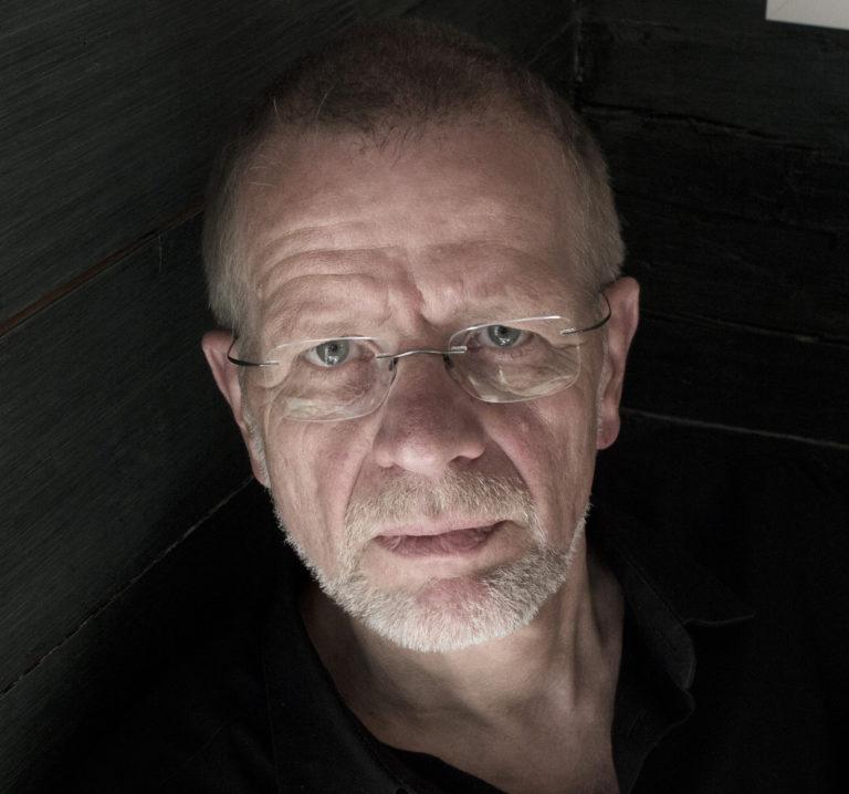 2013 artist portrait Jens Erland
