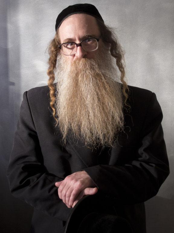 2014 artist portrait Efroim Snyder