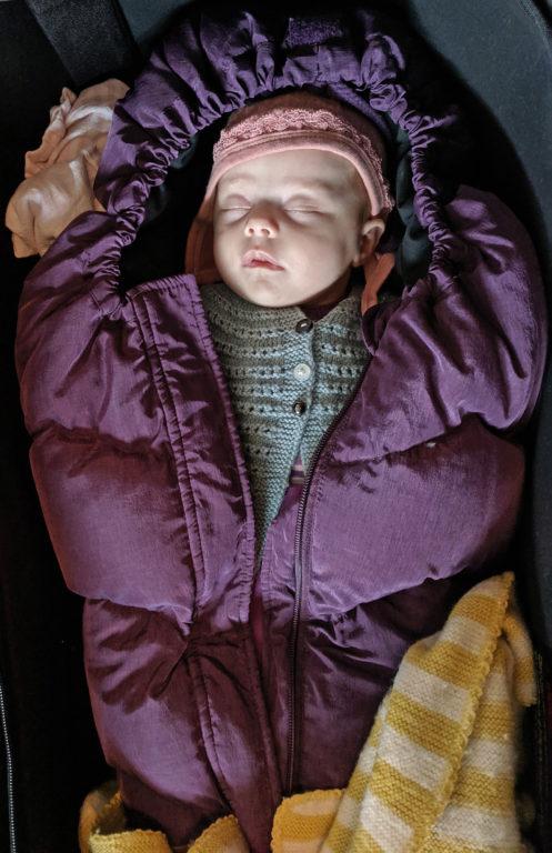 2019 unknown baby portrait Bergen