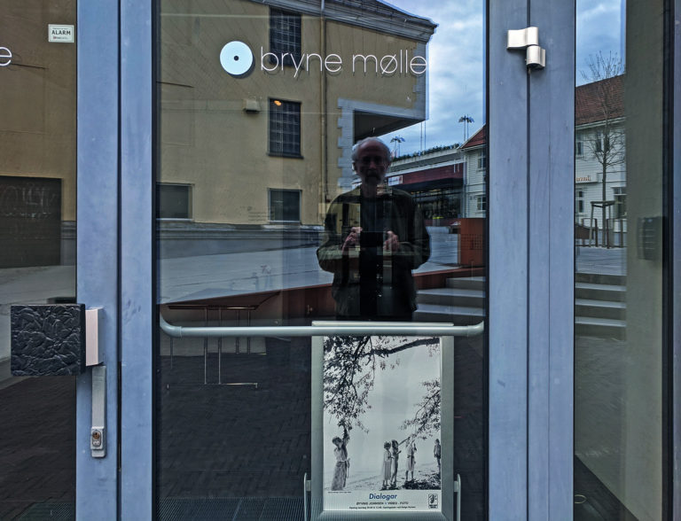 2021 selv portrait exhibition Bryne