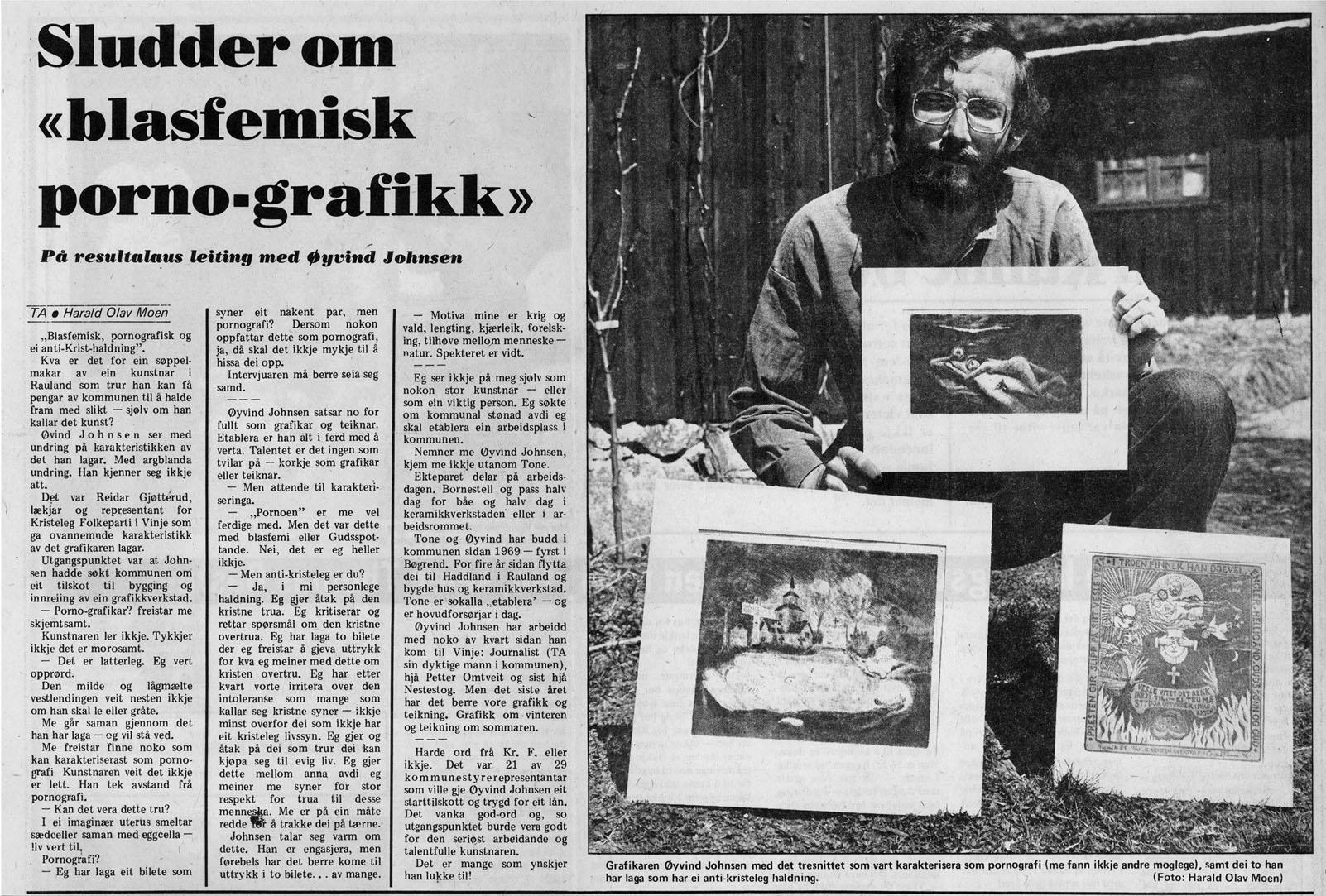 ny 1978 newspaper article TA